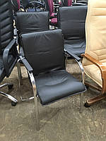 Кресло черн.  б\у
