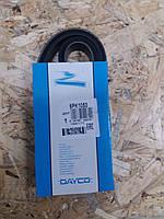 Ремень ручейковый новый  6 PK 1053 DAYCO для Iveco Daily E3 1999 - 2006