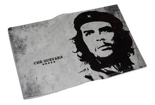 Обложка мужская для паспорта  Чегевара