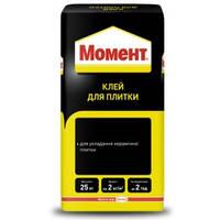 МОМЕНТ Клей для плитки 25кг