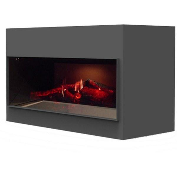 Электрический камин Glamm Fire Kit Opti-V Single