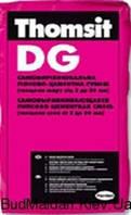 Ceresit/Thomsit DG -  Самовыравнивающаяся  гипсово - цементная смесь. (25 кг)