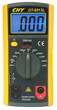 Цифровой измеритель емкости DT-6013L, фото 2