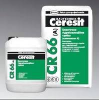 CERESIT CR 66 - Эластичная гидроизоляционная смесь (17,5кг + 5л)