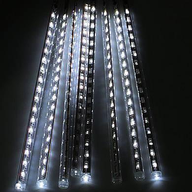 """LED гирлянда """"Тающие сосульки"""", """"Метеоритный дождь"""" 6 сосулек по 80 см"""