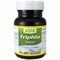Трифала (Triphala tab) Maharishi Ayurveda 50 таб.*1000 мг