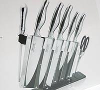 Набор кухонных ножей с подставкой Giakoma G-8113