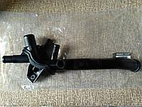 Патрубок охолодження (ПЛАСТИКОВИЙ)Renault Kangoo 1.5 dCi 2001->(8200557831)