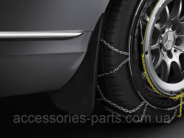 Брызговики передние Mercedes-Benz C-Class W205 Новые Оригинальные