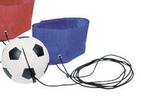 Игра goki Прыгающий мяч на ниточке синий 15330G-2