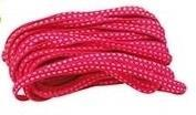 Скакалка-резинка goki розовая GK215G-2