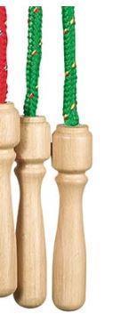 Скакалка goki зеленая 63917G-4