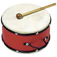 Музыкальный инструмент goki Барабан с деревяной ручкой UC018G