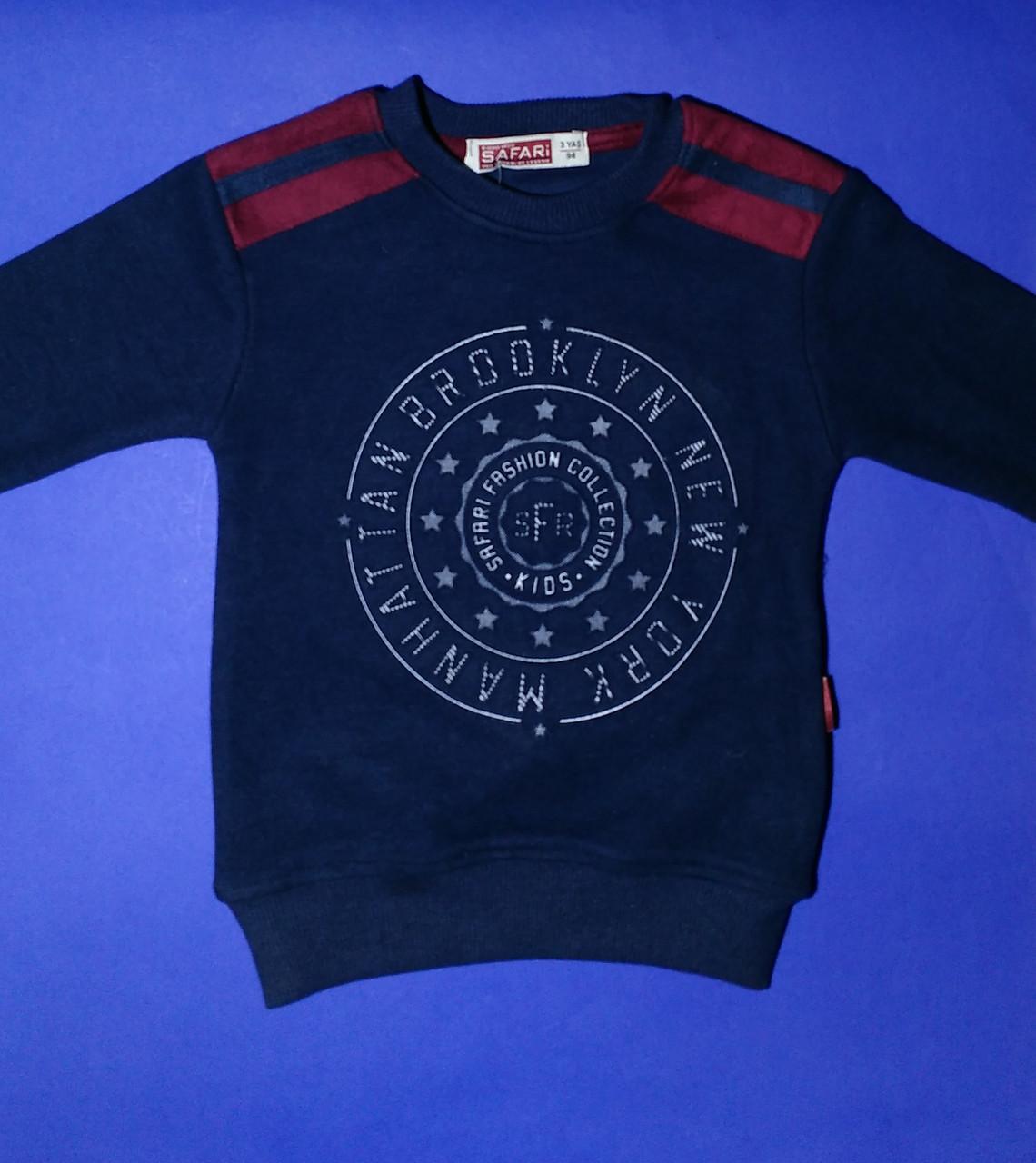 Стильный свитер, 3-4 года на мальчика