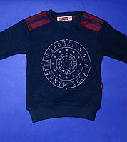 Стильный свитер, 3-4 года на мальчика, фото 1