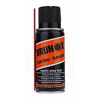 Brunox Turbo-Spray мacло универсальное спрей 100ml