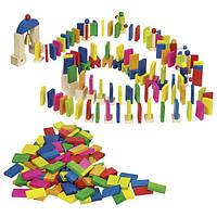 Настольная игра goki Разноцветное домино 58963