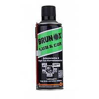 Brunox Lub&Cor масло универсальное спрей 400ml