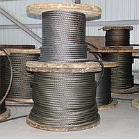Канат (трос) стальной ГОСТ 7668-80 от 9,7мм до 53.5м