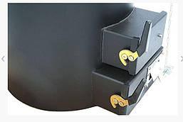 Шахтный котел нижнего горения Энергия тт 18 кВт., фото 2