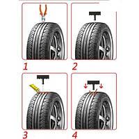 Набор для ремонта проколов бескамерных шин
