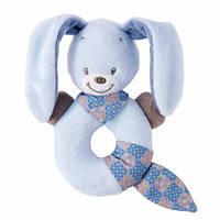 Nattou Погремушка-кольцо кролик Бибу 321167