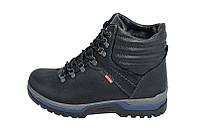 Ботинки зимние на меху Detta Stael 723 Black