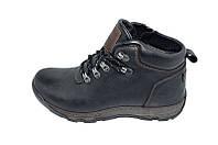 Ботинки зимние на меху Detta Uomo 1992 Stael 632 Black