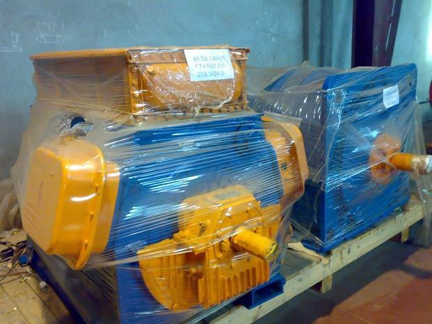 Электродвигатель АЗМ-1250/6-2 1250 кВт 3000 об/мин