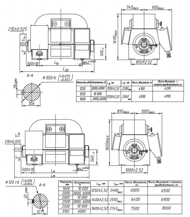 АЗМ-1250/6-2