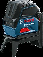 Нивелир лазерный Bosch GCL 2-15 Professional (15 м)
