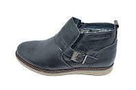 Ботинки зимние на меху Multi Shoes Solt Black