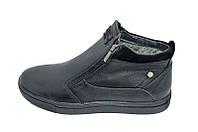 Ботинки зимние на меху Multi Shoes Top Black