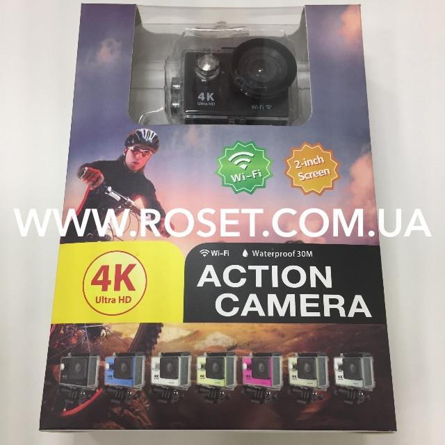 Экшн камера Ultra HD 4K