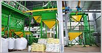 Доработка семян. Услуги семенного завода
