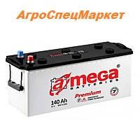 Аккумулятор 6СТ-140Аз AMEGA Premium