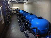 Монтаж и ремонт бассейнового оборудования