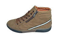 Ботинки зимние на меху Visazh New Style 359 Judas-colored