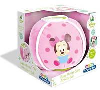 Развивающая игрушка для малышей ТМ Сlementoni Интерактивный мягкий мяч с Минни (14939)