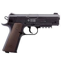 Пневматический пистолет Crosman Colt 1911 BB