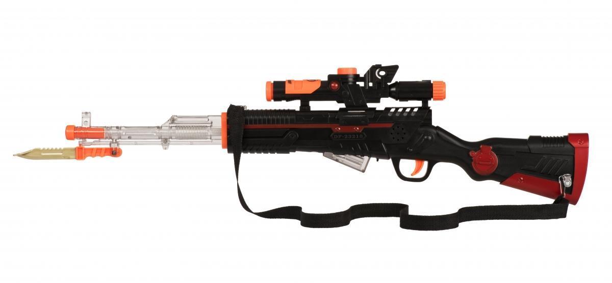 Игрушечное оружие Same Toy Blade Warrior Карабин DF-23218BUt