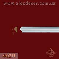 Молдинг 4-0211 Classic Home 21x12x2400мм