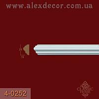 Молдинг 4-0252 Classic Home 25x15x2400мм