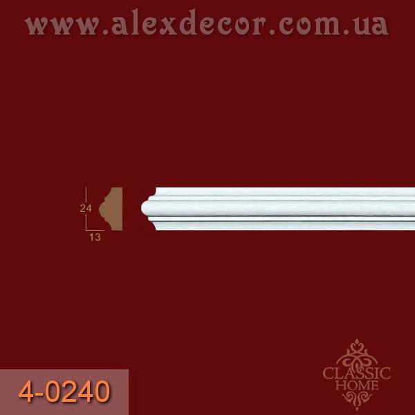 Молдинг 4-0240 Classic Home (24x13)мм