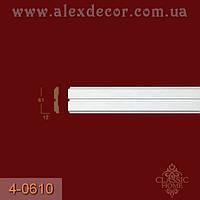 Молдинг 4-0610 Classic Home 61x12x2400мм