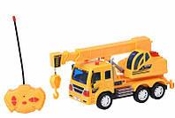 Машинка на р/у Same Toy CITY Кран F1604Ut