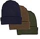 Шапка чоловіча вовняна зимова Wool Watch Cap 100% вовна колір чорний ROTCHO США, фото 5