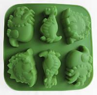 Форма кексы на планшете Динозавры Empire