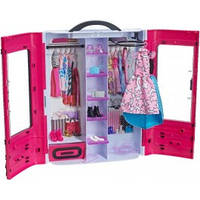 Шкаф-чемодан для одежды Barbie