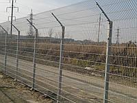 Панельные системы ограждения «Техна-Пром»- 2430х3000*